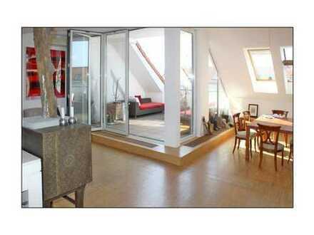 Exclusive Penthouse, Stargarder Str, Prenzlauer Berg, S /W-terrace, elevator