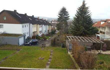 Ruhige 4-Zimmer-Wohnung mit Balkon und Einbauküche in schöner Wohnlage in Wendlingen