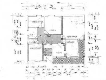 Modernisierte 4-Zimmer-Wohnung mit Balkon in Betzigau