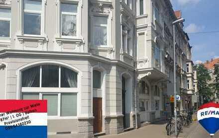 4-Zi. Wohnung zur Miete in der List! Provisionsfrei! ca. 87m² | Balkon | Top-Lage | uvm.