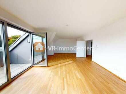 Exklusive 3-Zimmer-Mietwohnung im Zentrum Laupheim´s mit Neubaustandard