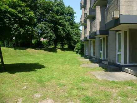 Der Wunsch nach einem eigenen Garten - 4 Zimmer-Wohnung in grüner Umgebung