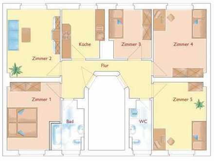 Schöne 5-Raum-Wohnung