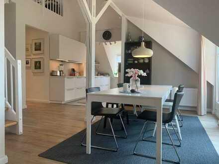 Stilvolle, neuwertige 5-Zimmer-Dachgeschosswohnung - RESERVIERT