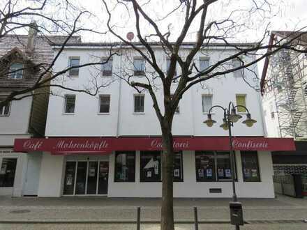 Wohn- und Geschäftshaus in der Fußgängerzone aus Insolvenzverfahren - provisionsfrei