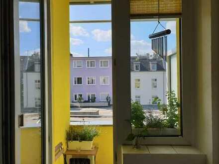 2-Zimmer-Wohnung in Köln-Sülz zu vermieten