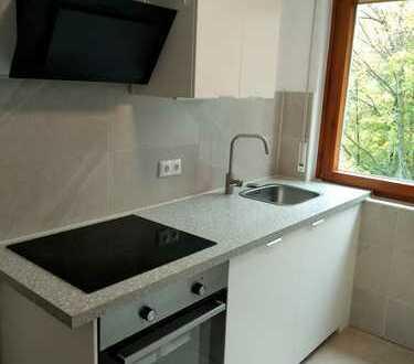 Erstbezug nach Sanierung mit EBK und Balkon: 3-Zimmer-Wohnung in Kirchheim-Teck