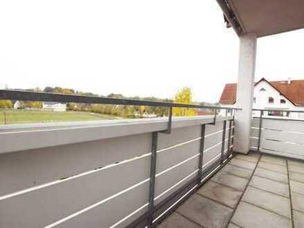 Balkonwohnung mit durchdachtem Grundriss in angenehmer Wohnlage!