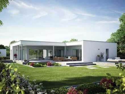 Bungalow in der Bauhaus-Architektur