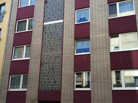 Kunibertsviertel: Wohnen im Herzen der Stadt * ruhige Maisonettewohnung zur Hofseite