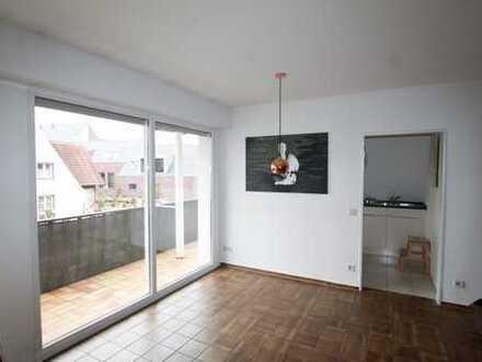 Zentrale 120 qm Maisonette-Wohnung in Havixbeck