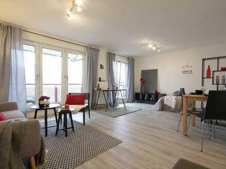 Zauberhaft helle 1 - Zimmer Wohnung ***frisch renoviert***