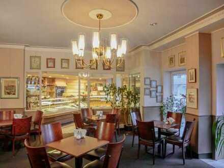 +++Im Herzen von Pirmasens, gut eingeführtes Cafe mit Konditorei und Bäckerei ab sofort zu verpac...