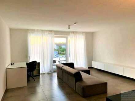 Moderne, barrierefreie 3-Zimmer-Wohnung mit Fußbodenheizung, Garten und Tiefgaragenstellplatz!