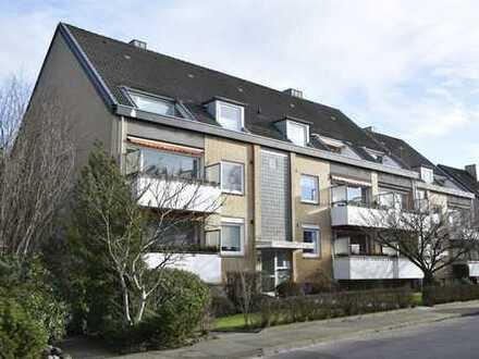 Hamburg-Marienthal - Rebeccaweg - 3-Zi-ETW mit Balkon + zwei Bäder!