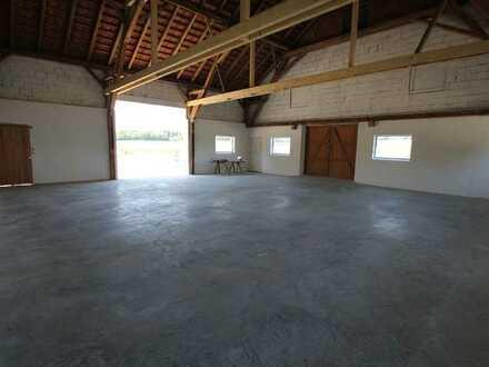 Neu sanierte Lagerhalle bei Mammendorf - ca. 180 m² für Oldtimer etc., an PRIVAT