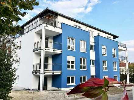 Exklusives Wohnen in Neugablonz Radlerstr. 11a barrierefrei - W9, 2.OG rechts
