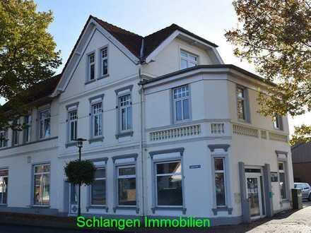 Objekt 00/663 Oberwohnung mit Dachterrasse im Ortskern in Barßel
