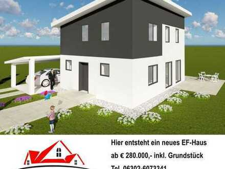 EFH Neubaugebiet Am Stockborn in Winnweiler