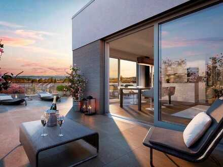 Karree vier- Penthouse mit Alpenpanorama