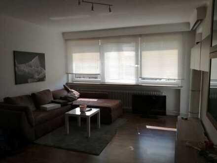 Zentrale 3-Zimmer Wohnung mit Balkon