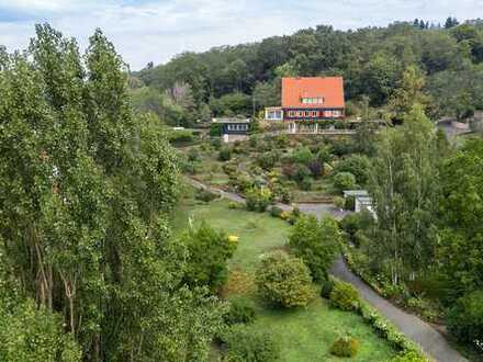 Historische Villa auf Parkgrundstück/Bauland in Bestlage von Bad Honnef