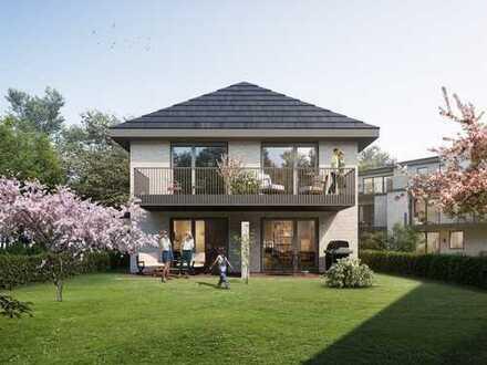 NIENGÄRTEN - Attraktive Wohnung mit Südwest-Garten