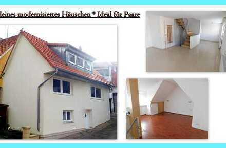 ~ Kleines modernisiertes Häuschen * Ideal für Paare ~