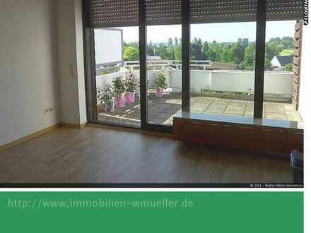 1 Zi./Kü/Bad/WC Appartment, ca. 66m² Wfl. in Rain zur Miete