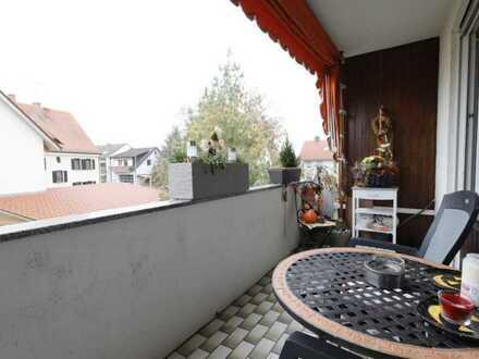 3 ZKB mit Balkon, hell, ruhig gelegen, Nähe Klinikum