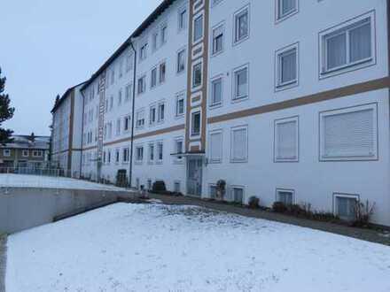 Kleine schnuckelige 1-Zimmer-Wohnung mit Balkon und EBK in Kaufbeuren/Haken
