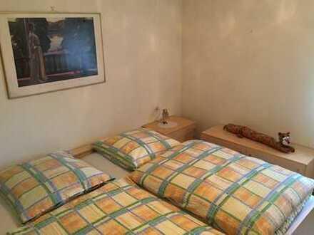 möbliert+löffelfertig:2-Zimmer-Wohnung mit Sat-TV, Internet, Balkon, Waschmaschine, Nähe Uni/Zentrum