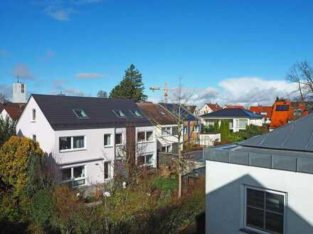 Attraktive Dachstudio-Wohnung in ruhiger Lage