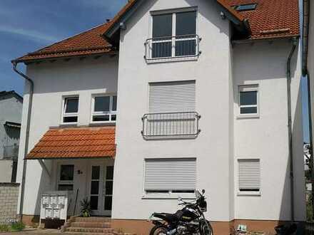 Großzügige 2-Zimmer ETW mit Terrasse in Trebur-OT