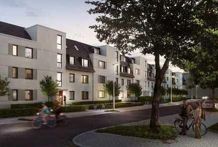 Hochwertige 2-Zi.-Neubauwohnung im Märkischen Quartier - Erstbezug