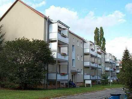 1-Zimmer-Wohnung mit Balkon im EG