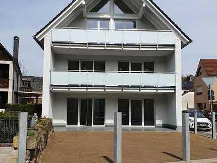 Erstbezug: exklusive 3-Zimmer-Terrassenwohnung in Würzburg/Versbach