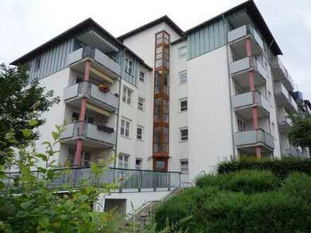 ++ 1-Raum-Wohnung in Reusa mit Balkon, Einbauküche möglich++