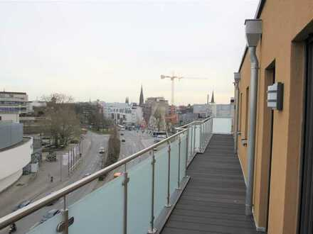 Oldenburg: Penthouse Erstbezug im Zentrum!