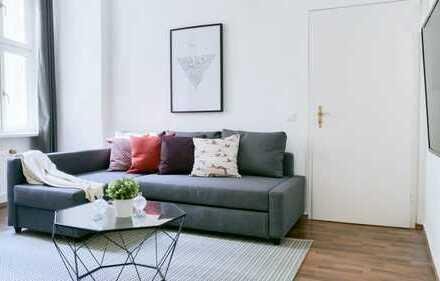 Renovierte 1,5 zimmer Wohnung