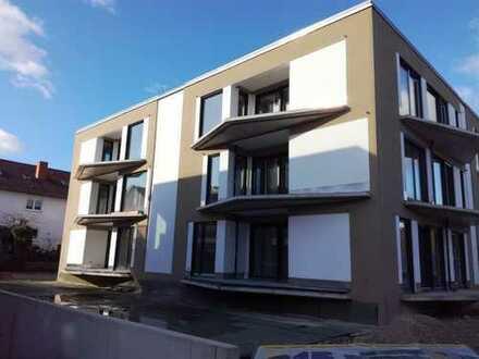 Erstbezug: helle 2-Zimmer-Wohnung mit EBK und Terrasse mit Garten in Langenau