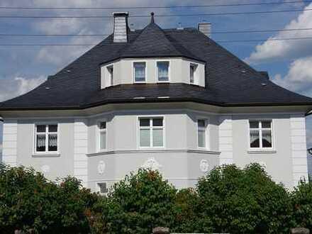Imposante Fabrikantenvilla in Grünhain!
