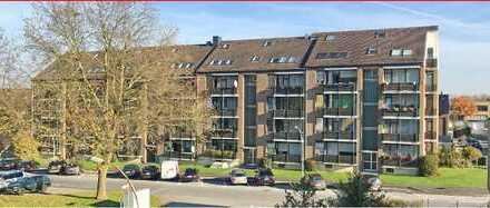 Frisch renovierte 4 Zimmerwohnung mit 2 Balkonen