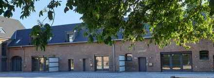 Exklusives Wohnen im historischen Hofgut im Maisonette mit Hauscharakter