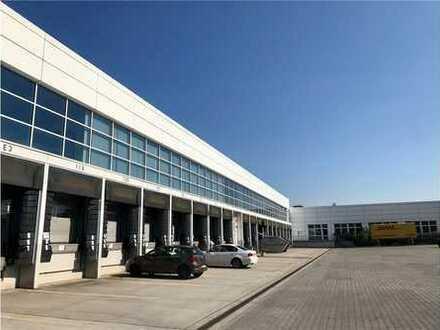 RE/MAX - Große Logistikfläche/Umgschlagslager mit Lagerbüros provisionsfrei zu vermieten! 4,75 EU