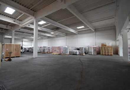 DRESDEN | ca. 1.889 m² | LAGER | RAMPE & EBENERDIG