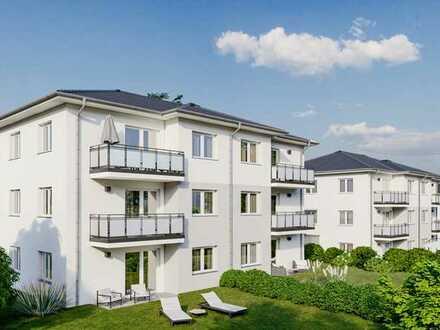 Neue 2- Zimmer-Wohnung mit Garage und Stellplatz - Ihr Perfektes Zuhause in Wilting