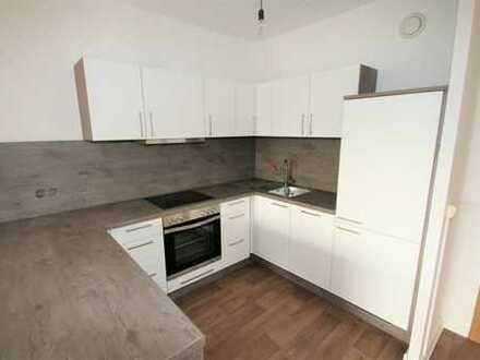 Schmucke Einbauküche in großem Wohnbereich!!!