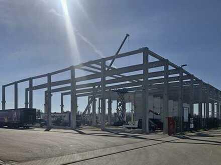 Lager-/ Logistikflächen im Neubau
