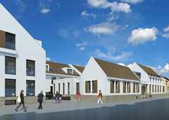 Praxisfläche im modernen Neubau im Herzen von Dieburg